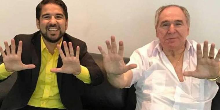 Abdala bucaram y dalo bucaram - Prensa Republica del Banano
