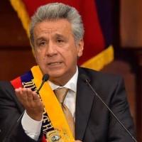 Gobierno de Moreno prohíbe pancartas, tambores, cornetas en la Plaza Grande