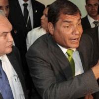 """Abogado del Ex mandatario Correa pide a jueza Camacho """"abstenerse de continuar el trámite en su contra"""""""