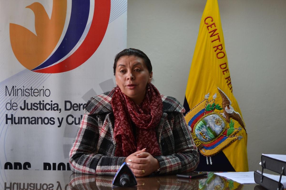 Min. Justicia confirma salida ilegal de L. Chicaiza sin poner en conocimiento legal al Abg. De Correa