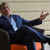 "Rafael Correa: ""Ni INTERPOL ni Bélgica harán caso a ridícula orden de detención en mi contra"""