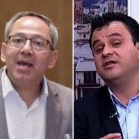 """Asambleista Espinoza llama """"majadero y mamarracho"""" ante actitud agresiva de Asambleista CREO"""
