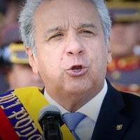 """Presidente Lenin Moreno afirma que le importa un """"bledo"""" el pais"""
