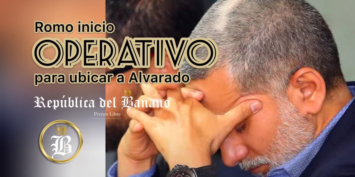 Ministra informa que Alvarado se habría retirado grillete y ordena a Policía ubicarlo