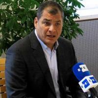 Correa anuncia fraude por parte del @CNEgobEc ante decisión inconstitucional
