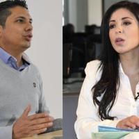 Balda reta a Aguirre a que lo denuncie en la Fiscalía por presentarse como 'exasambleísta'