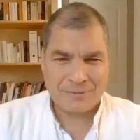 """Correa anuncia Frente Ciudadano para """"recuperar la patria"""" en próximas elecciones"""