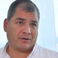 """Yo heredé apagones, ellos hidroeléctricas"", reacciona Rafael Correa ante discurso de Presidente Moreno en China"