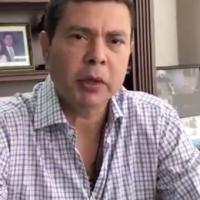 """Heriberto Glas: """"Sigamos luchando por mi hermano, por Ecuador y por el expresidente Rafael Correa"""""""