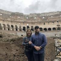 Novio de Vicuña Christian Llerena abandonó el pais