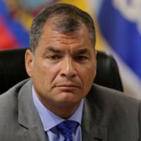 """Rafael Correa convoca """"a defender la Patria en las calles"""" tras el anuncio sobre la concesión de CNT"""