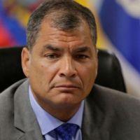 """Rafael Correa: """"Estamos viviendo los momentos más oscuros de la historia"""""""