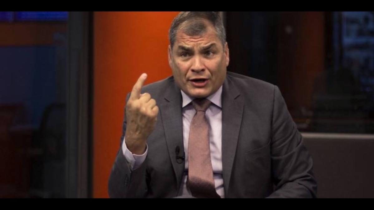 Defensa de Rafael Correa pone un alto a hostigamiento por parte de Consulado en Bélgica