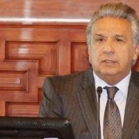 "Presidente Moreno anuncia brigadas para ""controlar la situación legal"" de venezolanos"