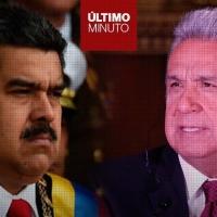 Gobierno de Maduro responsabiliza a Moreno por vida de venezolanos en Ecuador