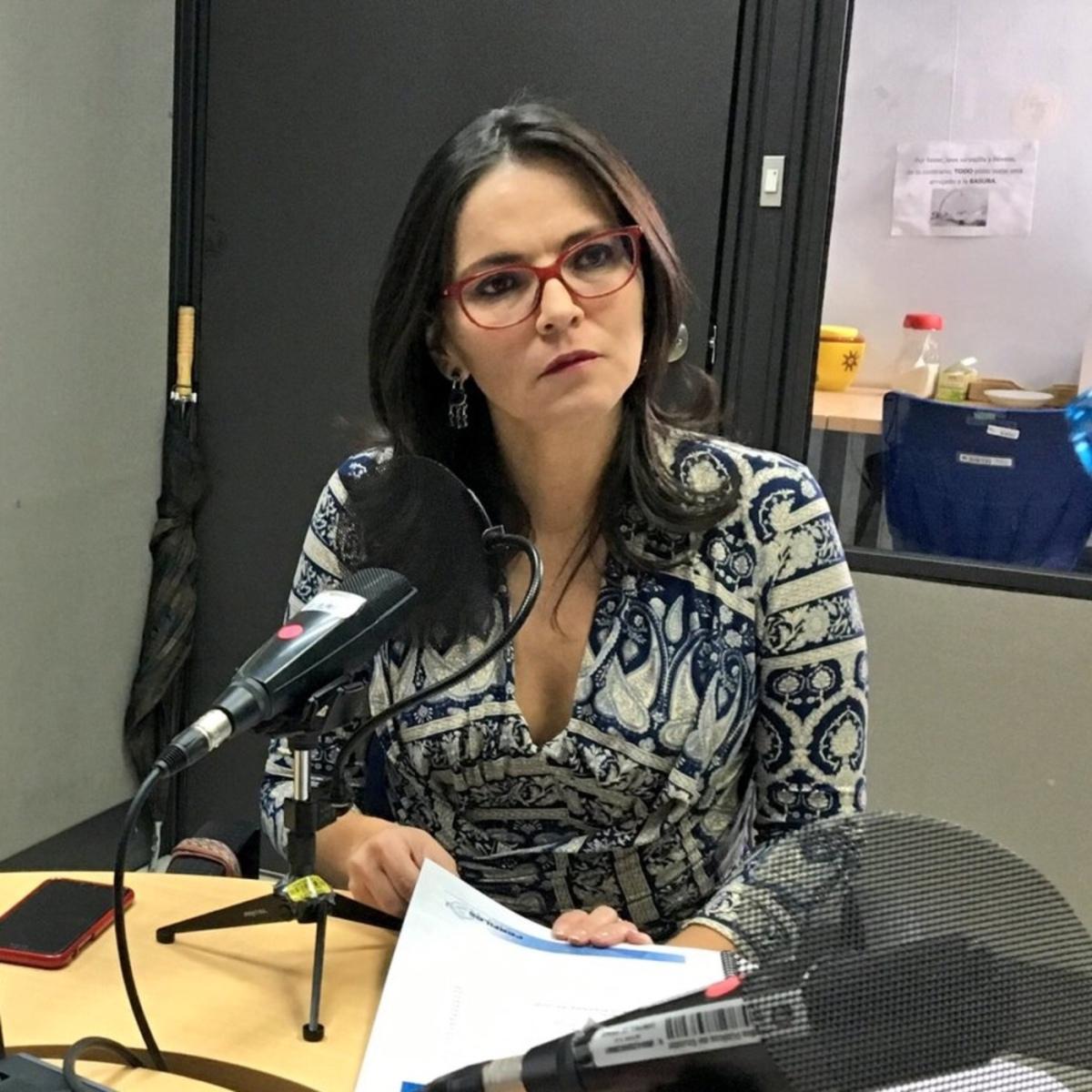 @PaulinaRecalde afirma que @CNEgobEc no entrega información para realizar encuestas de candidatos