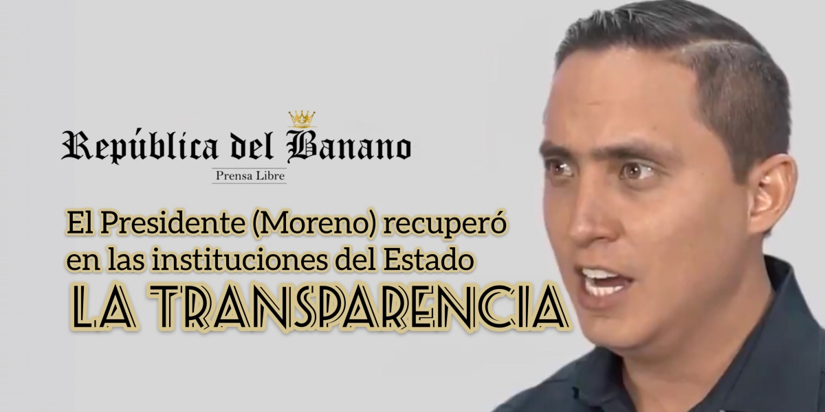 Daniel Mendoza sale en defensa de Moreno afirmando que no es corrupto
