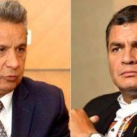 """Rafael Correa: """"Como buen corrupto, Moreno se pasó 20 meses gritando 'ladrón, ladrón', cuando el ladrón siempre fue él"""""""