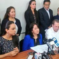 """Revolución Ciudadana insiste en revocar el mandato al Presidente Moreno tras nueva denuncia de """"corrupción"""""""