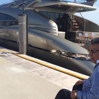 #INApapers: Nueva foto de Moreno junto a un Yate valorado en $3 Millones de dólares circula en redes