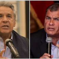 Perdido y sin aclarar la corrupción #INApapers, Moreno, acusa nuevamente a Correa