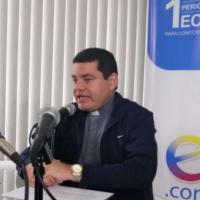 Padre José Carlos Tuárez, dispuesto a liderar recolección de firmas para reclamar Asamblea Constituyente