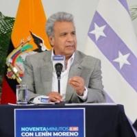 Presidente Moreno viajará a Lima tras presentar su Informe a la Nación