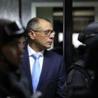 Parlamentario europeo gestiona visita a Jorge Glas