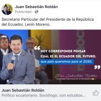 """Secretario de Moreno también paga por """"Me Gustas"""" en Facebook"""