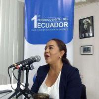 """Luisa Maldonado: """"No encuentro ningún plan del Alcalde Jorge Yunda para Quito"""""""