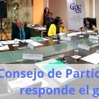 Consejo de Participación Ciudadana y Control Social responde el golpe
