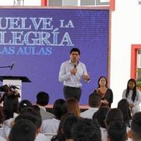 Vicepresidente inaugura obras de Rafael Correa