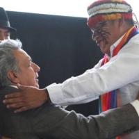 Conaie rompe diálogo con el Gobierno, anuncia movilizaciones para un paro nacional