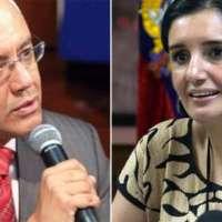 Mira los chats Mira los chats entre Rosana Alvarado y Alexis Mera sobre Walter Solís y José Serrano