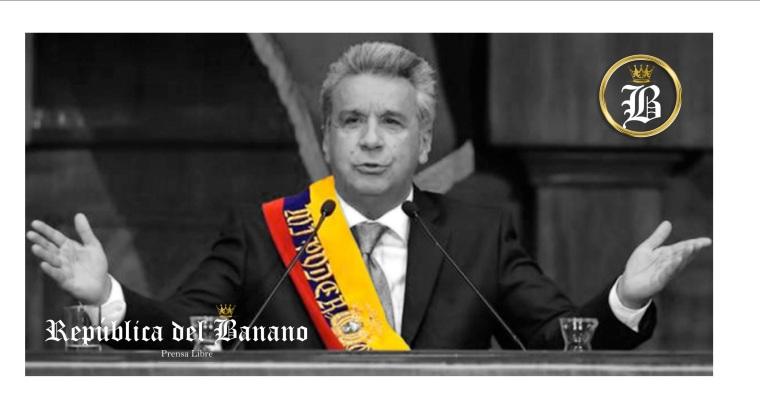 Lenin Moreno - Prensa Republica del Banano