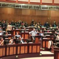 Los 70 asambleístas que votaron No o se abstuvieron para la incautación de bienes por delitos de corrupción
