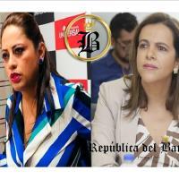 """No le tengo miedo a su régimen de represión y persecución"" responde Paola Pabón a María Paula Romo"