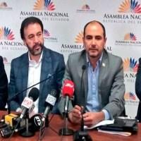 Bancada de la Revolución Ciudadana exhorta a la justicia a que actúe apegada en Derecho