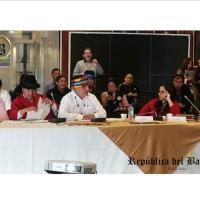 Lourdes Tibán no forma parte de la vocería de la CONAIE, aclara el movimiento indígena