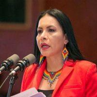 Diana Atamaint considera que el movimiento CREO intenta tomarse el CNE