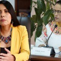 Diana Atamaint responsabiliza a Esthela Acero por la contratación de Luis Loyo