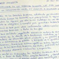 Virgilio Hernández pide tregua a dos cadenas televisivas para que no sigan con campaña de odio