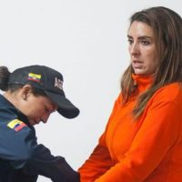 Director de la Cárcel de Latacunga estaría vinculado en un caso de acoso sexual a María Sol Larrea