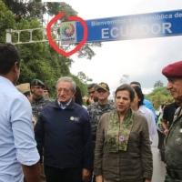 Obra de Correa que desacreditó Moreno, es inaugurada por Romo