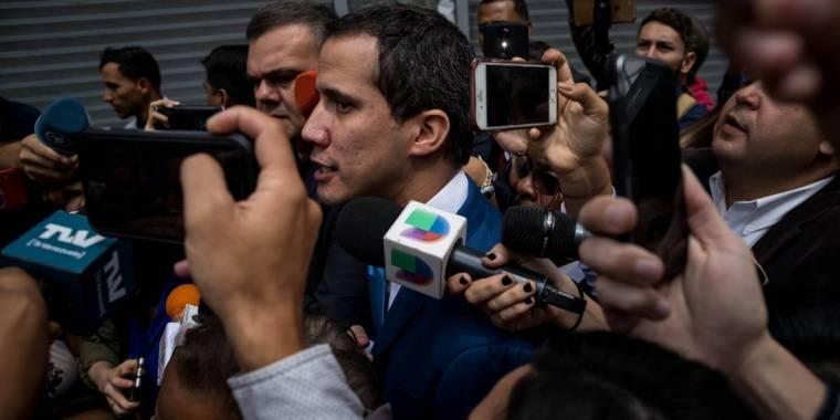 Juan Guaidó - Republica del Banano
