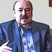 """Gustavo Larrea: """"No somos partido de Gobierno, por lo tanto no somos responsables de su ejecución política"""""""