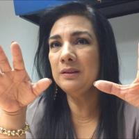 "A periodista Tinoco ""le afecta"" que Correa dicte conferencias magistrales"