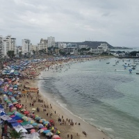 """Alcalde socialcristiano de Salinas: """"aguas vertidas al mar no estaban contaminadas"""""""