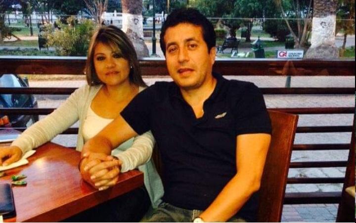 Magister Sergio Fernando Herrera Manosalvas y su amante Nelly del Rosario Arteaga Abril trabajan en laa Secretaria de Educación del Municipio de quito