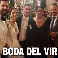 Se atribuye en redes a la mayoría de casos #Covid19 a boda burgués, en Samborondón